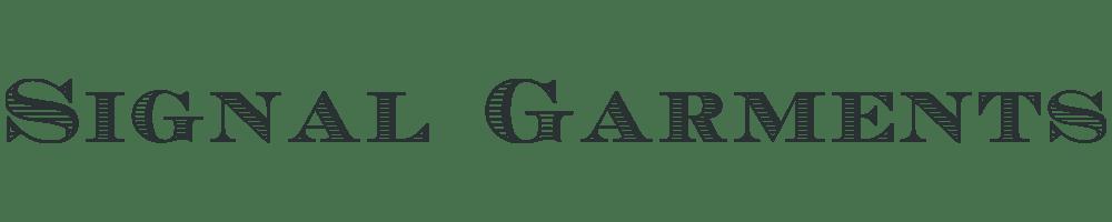 SIGNAL GARMNETS